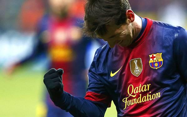 Lionel Messi y su increíble media de goles: un gol cada hora jugada en 2012