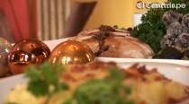 Pavo a la italiana: una receta diferente para disfrutar en esta Navidad
