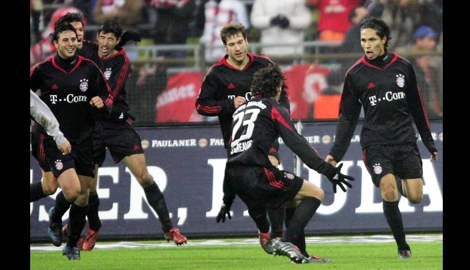 Bayern Múnich, Paolo Guerrero, Japón, Mundial de Clubes, Hamburgo SV, Corinthians, Alianza Lima