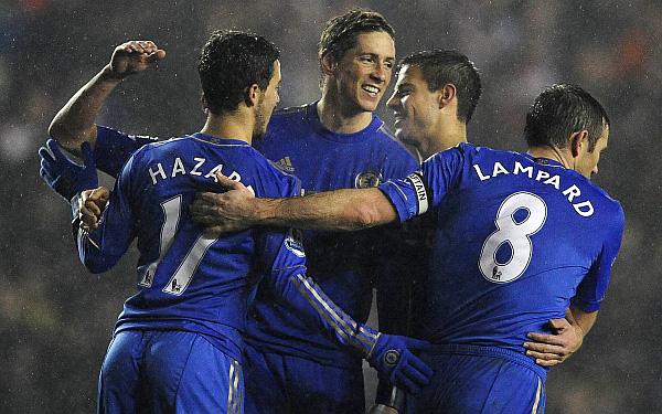 Chelsea goleó 5-1 a Leeds y clasificó a semifinales de la Copa de la Liga