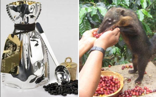 """Café peruano en la lista de """"los regalos más caros del mundo"""""""