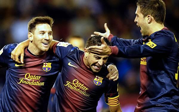 Barcelona venció 3-1 a Valladolid con un golazo de Lionel Messi