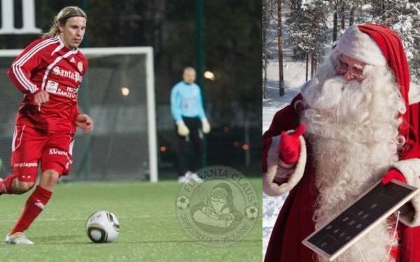 FC Santa Claus: el equipo de fútbol más navideño del mundo