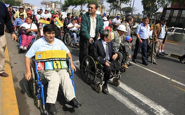 Funcionarios pueden ser despedidos si incumplen con la Ley de Discapacidad