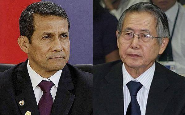 Humala sobre indulto a Fujimori: