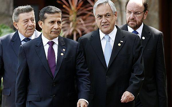 Humala espera que próximas elecciones en Chile