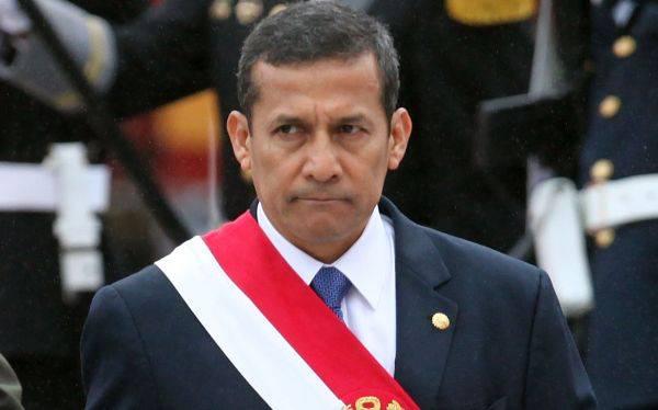 Humala regresó tras dos días de visita a Cuba donde se solidarizó con Chávez