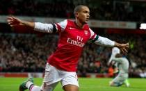 Fútbol inglés, Liga Premier, Arsenal FC, Premier League, Theo Walcott,  Newcastle United