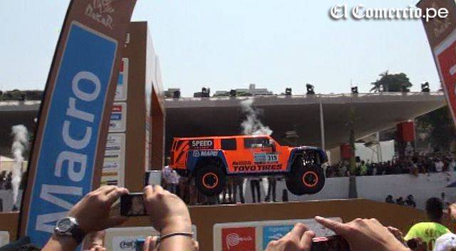 Re: Rally Dakar 2013 Perú-Argentina-Chile.