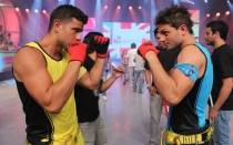 RTING: &quot;Esto es guerra&quot; se impuso a &quot;Combate&quot; y &quot;Rojo fama contrafama&quot; - Noticias de guerreros de arena