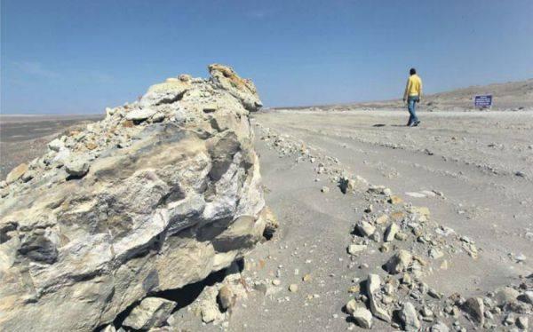 Paso del Dakar 2013 por desiertos de Ica no afectó zonas arqueológicas
