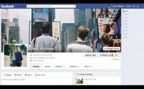 Biografa, Timeline, Facebook