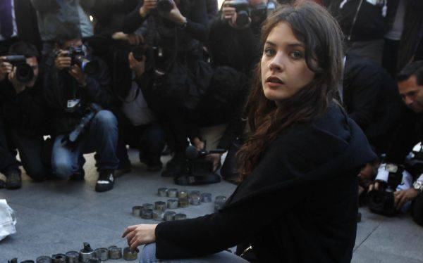 Camila Vallejo será candidata a la cámara de diputados de Chile