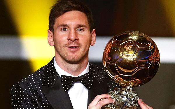 Denuncian irregularidades en votación del Balón de Oro que ganó Messi