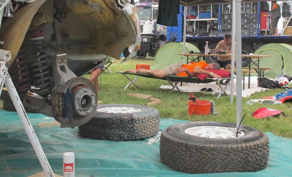 Rally Dakar 2013 - Día de descanso (Tucumán)  - 13/01/13