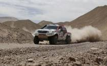 Dakar, Rally, Dakar 2013