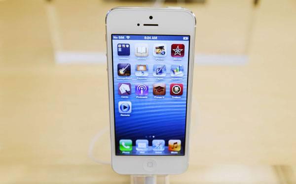 El iPhone 5 no se vende como esperaba Apple