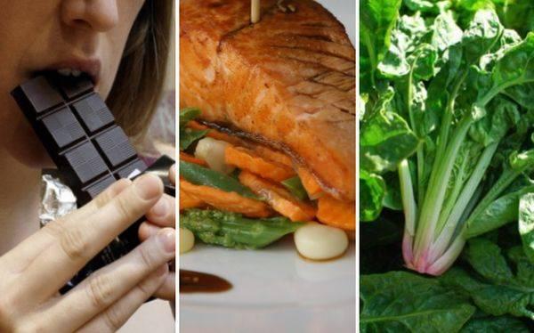 Cinco alimentos que te ayudarán a mantener tu cerebro sano