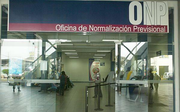 El 65% de jubilados de la ONP no recibirá pensión hacia el 2015