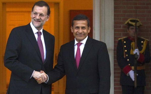 Mariano Rajoy realizará visita oficial al Perú el 24 de enero