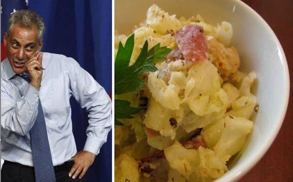 Alcalde de Chicago le pide a la ciudad que se vuelva vegana