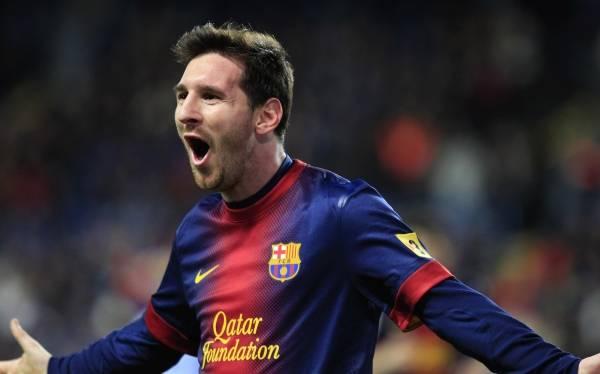 Lionel Messi marcó cuatro goles y sumó otro récord histórico en España
