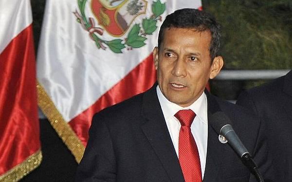 """Humala en la Celac: """"El narcotráfico es una amenaza a la democracia"""""""