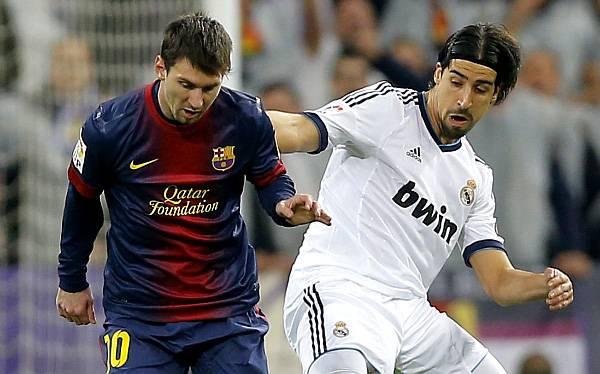 Real Madrid y Barcelona igualaron 1-1 en semifinal de ida por Copa del Rey