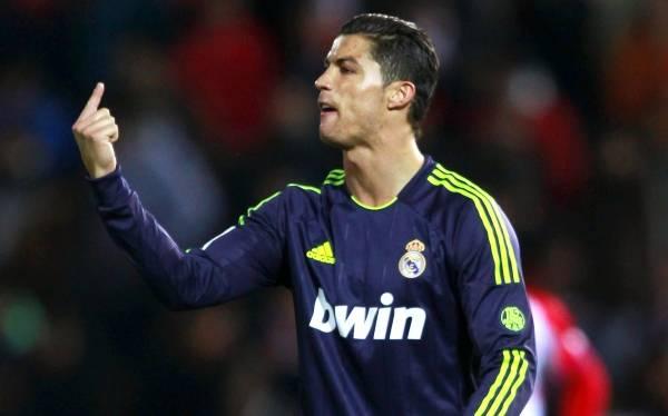 Real Madrid cayó 1-0 ante Granada con autogol de Cristiano Ronaldo