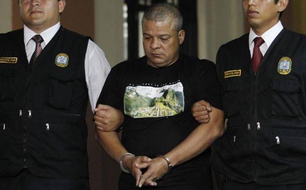 Terrorista colombiano 'Don Leo' será expulsado del Perú
