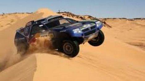 Rally Dakar 2012 pasará por Tacna