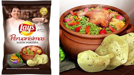 Lanzan papas fritas con sabor a Arroz con Pato