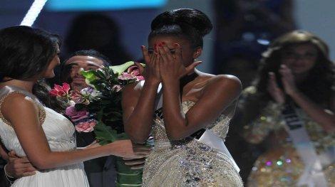 Miss Universo 2011 está en contra del racismo