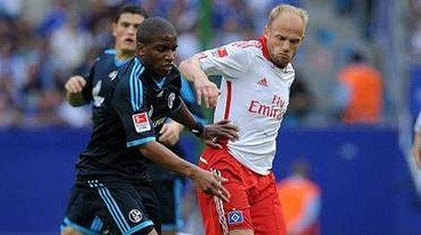 Hamburgo VS Schalke