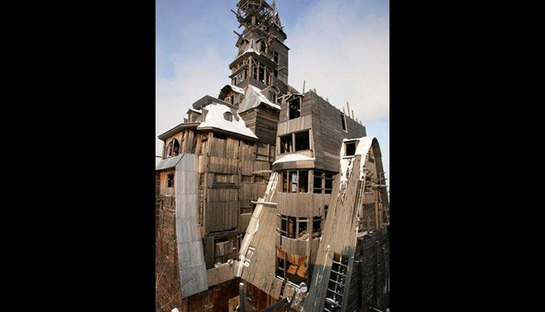 Fotos: El top 10 de los edificios más raros del mundo