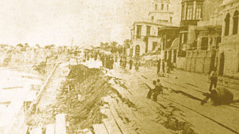 """Un día como hoy, un terremoto """"desapareció"""" Lima"""