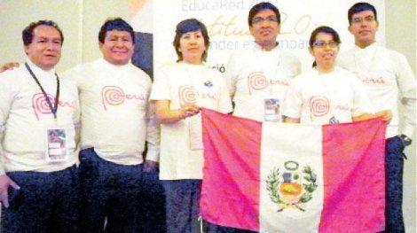 Premian a cinco maestros peruanos en Madrid