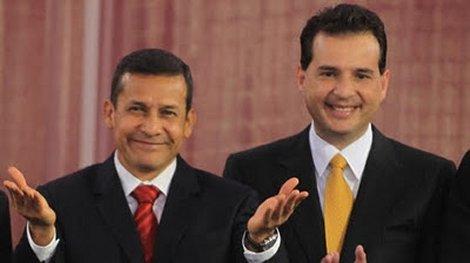 Ollanta Humala: Chehade ya no es parte del Ejecutivo