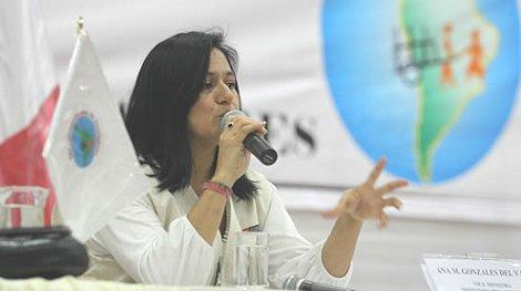 La ingeniera peruana que aplauden en Londres