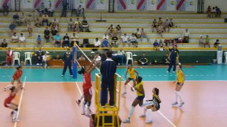 Perú Subcampeón Sudamericano Infantil de Vóley