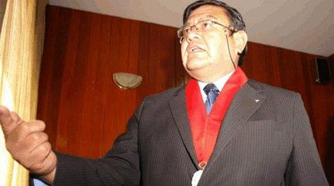 Jorge Salas Arenas es nuevo miembro de la Corte Suprema