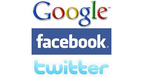 Google, Facebook y Twitter apagarían sus webs por SOPA