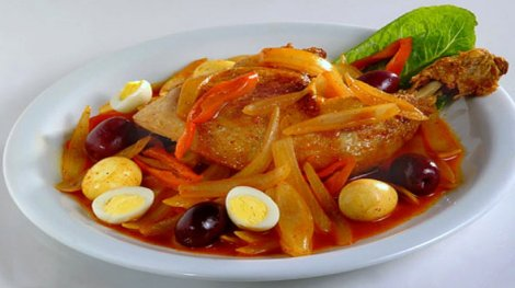 Prepara un delicioso Escabeche de Pollo