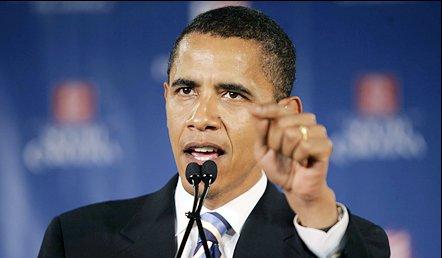"Barack Obama creará botón ""no me sigas"" en Internet"