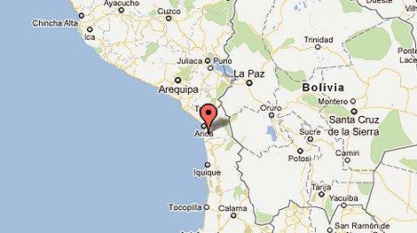 Tacna: Temblor de 4.6 grados alerta a ciudadanos
