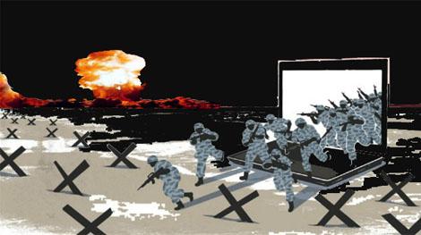 Perú sería vulnerable a ataques informáticos en una posible ciberguerra